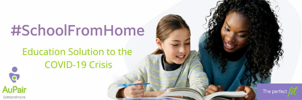 School from Home - Au pairs and Tutors